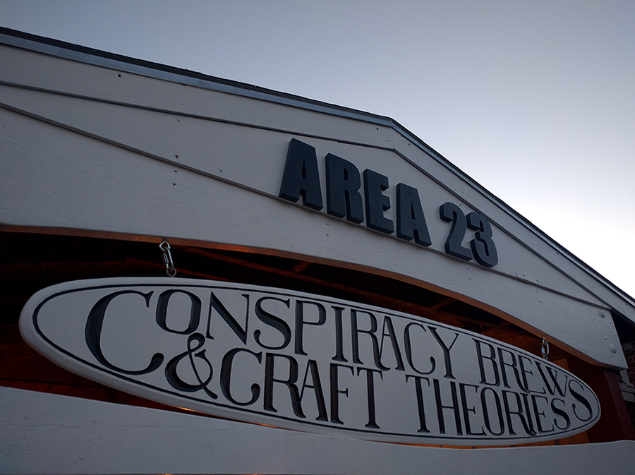 Outdoor Signs for Area 23 in Concord NH