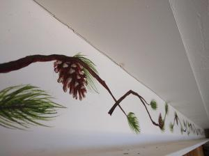 Pine Branch Beam